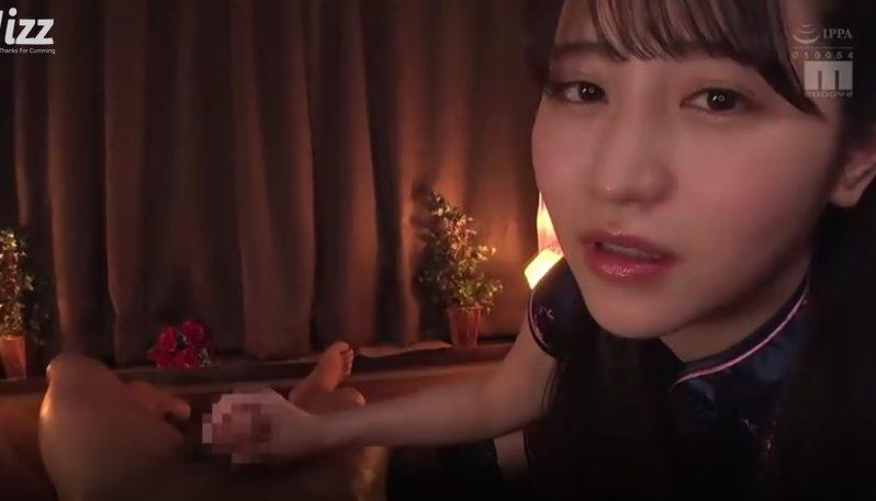 【小野六花】チャイナドレス